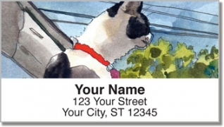 Click on Cat Capers Address Labels For More Details