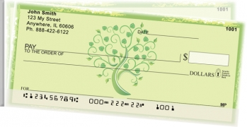Click on Four Season Tree Side Tear Personal Checks For More Details