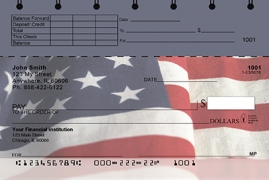 Click on American Pride Top Stub Personal Checks For More Details