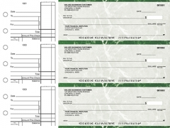 Learn more about Green Marble Standard Business Checks