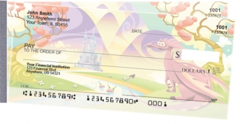 Click on Mystical Kingdoms Side Tear Personal Checks For More Details