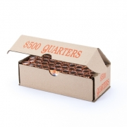 Learn more about Quarter Storage Boxes