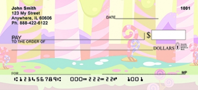 Click on Candyland Personal Checks For More Details