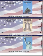 Click on Stars & Stripes Laser Checks Check No Voucher w/o Lines - 1 Box For More Details