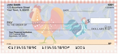 Country-Rooster-Personal-Checks
