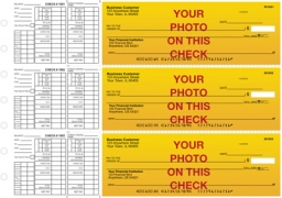 Learn more about Custom Photo Payroll Business Checks