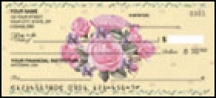 Click on Vintage Roses - 1 box Personal Checks For More Details