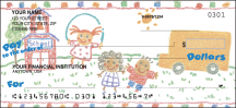 Click on School Memories Family - 1 Box Personal Checks For More Details