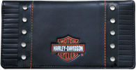 Click on Harley-Davidson Checkbook Cover For More Details