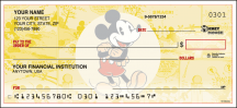 Click on Disney Vintage Mickey - 1 Box - Singles Personal Checks For More Details
