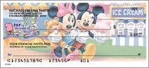 Click on Side TearMickey's Adventures Side Tear - 1 Box Personal Checks For More Details