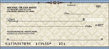 Click on Vintage Classic - 1 Box Personal Checks For More Details