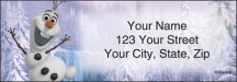 Click on Disney Frozen Address Labels - Set of 210 For More Details