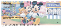 Click on Mickey's Adventures Side Tear - 1 Box Personal Checks For More Details