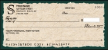 Click on Natural - 1 box Personal Checks For More Details