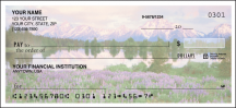 Click on Nature's Majesty Scenic - 1 Box Personal Checks For More Details