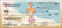 Click on Pebbles Cartoon - 1 Box Personal Checks For More Details