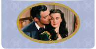 Click on Gone with the Wind Checkbook Cover For More Details
