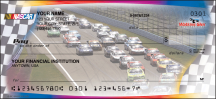 Click on NASCAR Collections Recreation - 1 Box Personal Checks For More Details