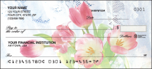 Click on Tulip Whispers Flower - 1 Box Personal Checks For More Details