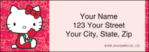 Click on Hello Kitty Classics Address Labels - Set of 210 For More Details