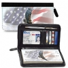 Click on God Bless America Zippered Leather Checkbook Cover For More Details