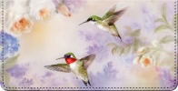 Click on Flights of Fancy Lena Liu Art Checkbook Cover For More Details