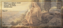 Click on Jesus Light of the World Inspirational Christian  Personal Checks For More Details