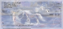 Click on Follow Your Dreams Fantasy Unicorn and Fairy Personal Checks For More Details