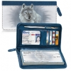 Click on Spirit of the Wilderness Zippered Wallet Checkbook Cover For More Details