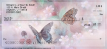Click on Lena Liu's Enchanted Wings Butterfly  Personal Checks For More Details