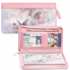 Click on Lena Liu's Enchanted Wings Zippered Checkbook Cover For More Details