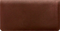Click on Brown Leather Checkbook Cover 1 For More Details