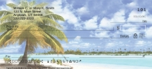 Click on Tropical Paradise Personal Checks For More Details