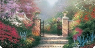 Click on Thomas Kinkade's Heaven On Earth Checkbook Cover For More Details