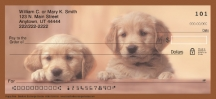 Click on Puppy Pals Dog Personal Checks For More Details