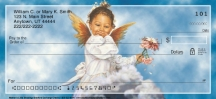 Click on Heaven's Little Blessings  Personal Checks For More Details