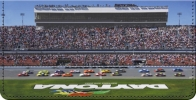 Click on NASCAR® Racetracks Checkbook Cover For More Details