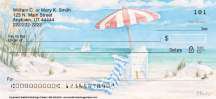 Click on Beach Daydreams  Personal Checks For More Details