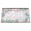 Click on Lena Liu's Floral Borders Cosmetic Bag For More Details