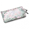 Click on Lena Liu's Floral Borders Eyeglass Case For More Details