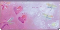 Click on Love Bugs Checkbook Cover For More Details
