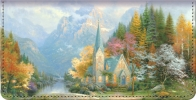 Click on Thomas Kinkade Faith for all Seasons Checkbook Cover For More Details