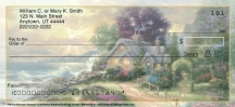 Click on Thomas Kinkade's Seasons of Reflection Personal Checks For More Details