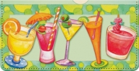 Click on Happy Hour Checkbook Cover For More Details