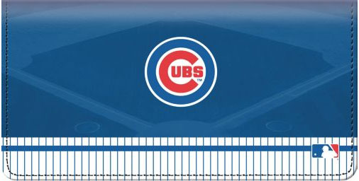 Click on Chicago Cubs(TM) MLB(R) Checkbook Cover For More Details