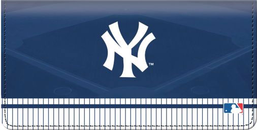 Click on New York Yankees(TM) MLB(R) Checkbook Cover For More Details