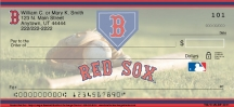 Click on Boston Red Sox(R)  Personal Checks For More Details