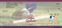 Click on St. Louis Cardinals  Personal Checks For More Details