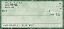 Click on Wall Street  Personal Checks For More Details